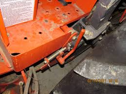 l48 backhoe removal procedure