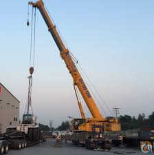 1200 1 Liebherr 240 Ton Crane For Sale Or Rent In Surrey British