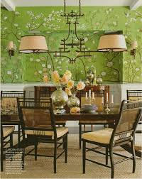 Green Dining Room Ideas by Chinoiserie Chic An Overview Of Decorating With Asian Themes