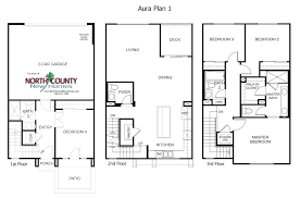 floor plans for new homes aura floor plans new homes in mira mesa county new homes