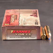 Barnes Vortex Barnes Ammo In Stock Rifle Rounds For Sale Now