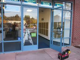 garage glass doors for businesses garage door repair experts door doctors