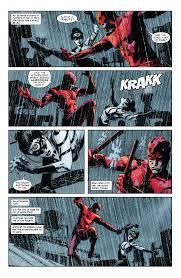 Seeking Bullseye Daredevil Vs Bullseye In Daredevil Vol 2 113 Daredevil