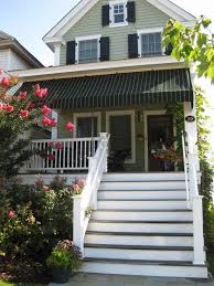 Front Porch Awnings Porch Awnings Ideas U2013 How To Choose The Best Protection For Your Home
