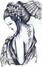 geisha by judithxviii deviantart com on deviantart geisha