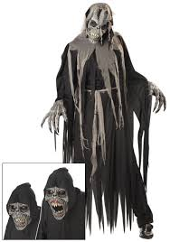 scary costumes grim crypt crawler costume mens scary costumes