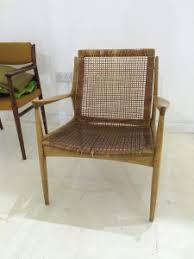Recaning A Chair Mustard Selig Lounge Chair Portia Day Different Styles Of