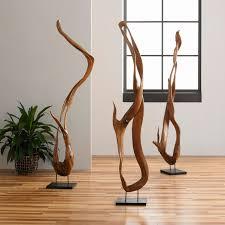home decor sculptures sculpture home decor amazon com crescent moon wall sculpture