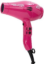 light pink hair dryer parlux advance light ionic and ceramic hair dryer pink fuschia