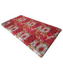 Buy Mattress Online India Flipkart Foam Foldable Mattress Buy Comforthome Single Size 2