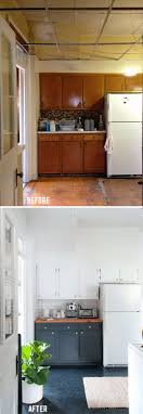 Best  Cabinet Door Makeover Ideas On Pinterest Updating - Painted kitchen cabinet doors