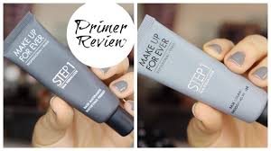 make up for ever primers review bailey b youtube