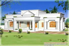 best single story house plans one story house plans in kerala awesome best e story house plans