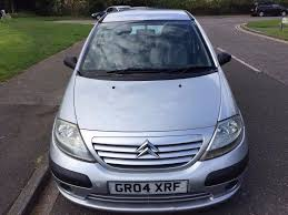 2004 citroen c3 1 4 desire petrol manual 5 door mot 22nd june