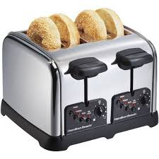 Black Decker Tr1400sb 4 Slice Stainless Steel Toaster Commercial Bagel Toasters