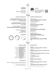 glamorous architect resume 65 for resume templates word with
