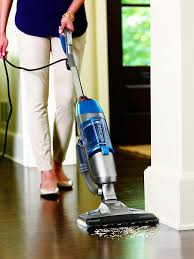 Best Hardwood Floor Steam Mop Bissell 1132a Symphony All In One Vacuum And Steam Mop 4 Mop Pads