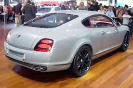 File Bentley Continental Gt Supersports Heck Jpg Wikimedia Commons