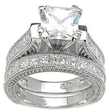 what are bridal set rings unique wedding ring sets for women unique attractive and