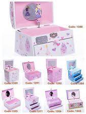 Personalized Ballerina Jewelry Box Jewelry Box Musical Ebay