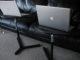 bedroom appealing silver laptop pc notebook adjustable folding