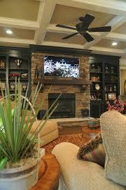 Built In Bookshelves Fireplace by Best 25 Built In Entertainment Center Ideas On Pinterest Built