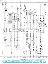 opel astra wiring diagram opel free wiring diagrams