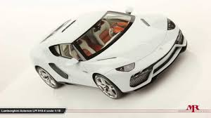lamborghini asterion white mr collection models lamborghini asterion lpi 910 4 bianco