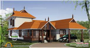 Adobe Style Home Plans Old Style House In Kerala Home Styles