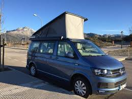 volkswagen california camper vw t6 california beach acapulco blue 150cv 2 roger u0027s dream