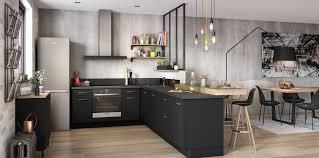 cuisine so cook cuisines équipées noires chez socoo c conseils et astuces