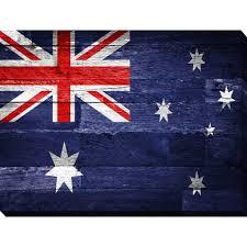 Australia Flags Framedcanvasart Com
