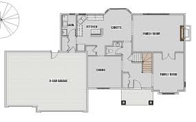 Floor Plan Builder by Steve Lacy Designs Preliminary First Floor Plan U2013 Builder Model