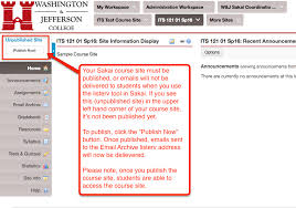 Sakai Help Desk Using The Listserv Tool In Sakai Its Knowledge Base Washington