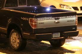 led lights for pickup trucks spied ford looking into led bed lighting pickuptrucks com news
