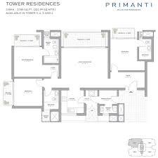 7000 Sq Ft House Plans by Tata Primanti Gurgaon Tata Primanti Garden Estate