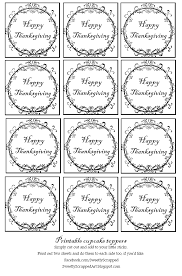 sweetly scrapped free printable thanksgiving items just a few to
