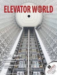 电梯世界2015年12期 by jack issuu
