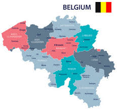 belgium language map belgium s declaration of independence kwiziq language