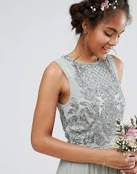 maya tall maya tall embellished top maxi dress with pleated skirt