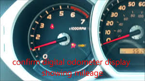 How To Reset Maintenance Light How To Reset Oil Maintenance Light Toyota 4runner Video Dailymotion