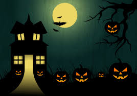 free vector halloween vector background 12860 my graphic hunt