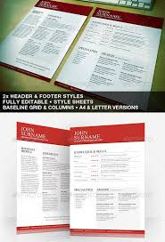 20 best resume templates web u0026 graphic design bashooka