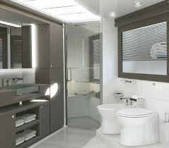 bathroom guest ideas elegant bathrooms breathtaking half brown
