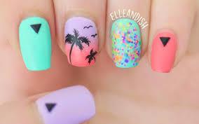 nail art maxresdefaultalm tree nail art designs stickers