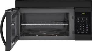 Lg Microwave Toaster Lg Lmv1762sb 1 7 Cu Ft Over The Range Microwave With Ez On
