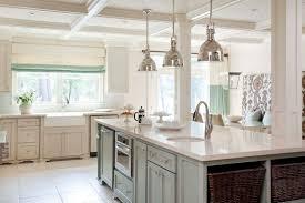 double kitchen islands elegant rectangle shape farmhouse kitchen island features white
