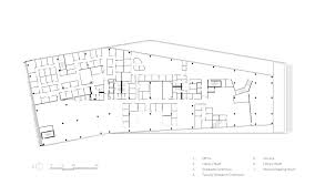 Plan 4 by Gallery Of Hunt Library Snøhetta 38