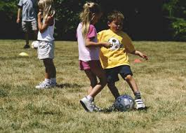 Kids Playing Backyard Football Programs For Young People Summer Session Montana State University