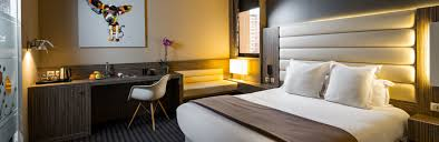 hotel de brienne 4 star design hotel toulouse rooms